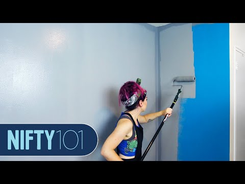 How To Paint A Room • Nifty 101