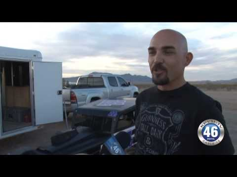 10/26/2016 Dustin Loughton | Pahrump Valley Speedway Accident