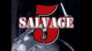 Salvage-5 Book Trailer