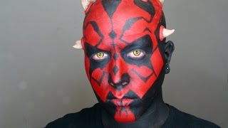 DIY Darth Maul Horns