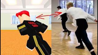 Roblox Music Dance #shorts