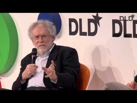 On Information: An Edge Conversation (John Brockman, Anton Zeilinger, Svante Pääbo) | DLD14