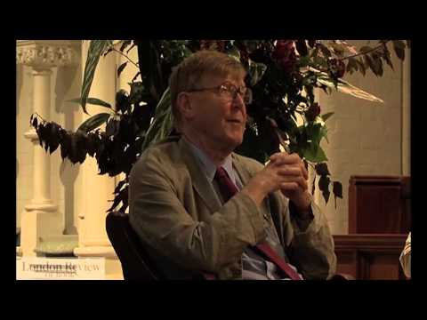 Alan Bennett on libraries, Primrose Hill Lecture 2011