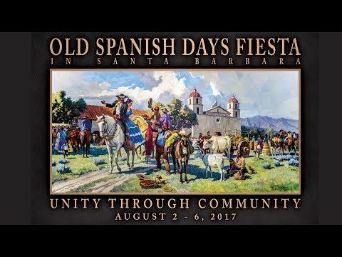 LIVE: 2017 Old Spanish Days Fiesta Pequena