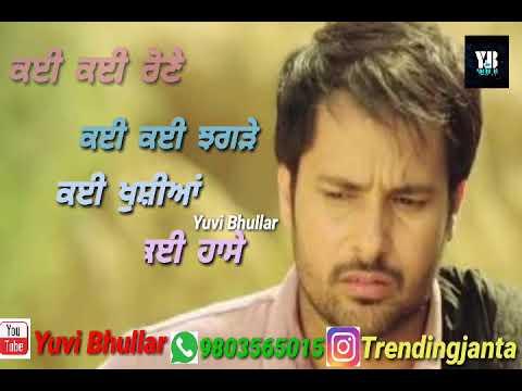 Amrinder Gill New Song Daana Paani || New Status Video