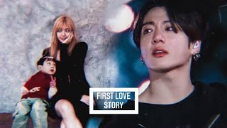 Download Mp3 Lizkook Lisa Jungkook first love story