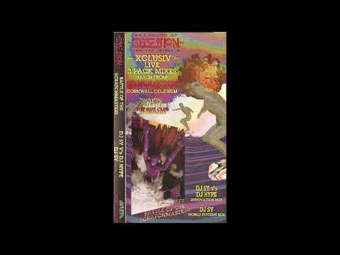 DJ Hype @ OBSESSION Innovation November 1993