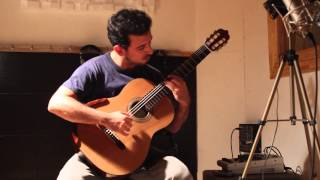 Heitor Villa-Lobos - Guitar Preludes (Complete) - Mariano Herraiz, guitar