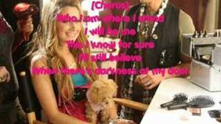 Ashley Tisdale - I Will Be Me