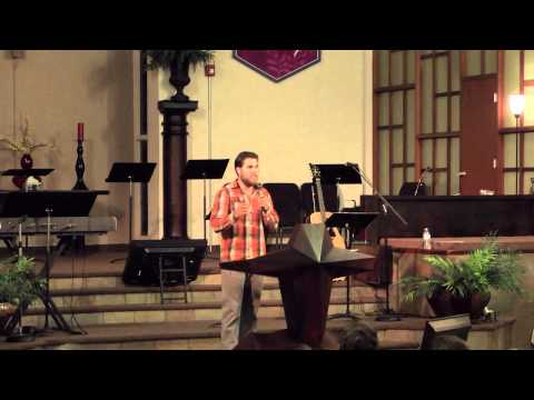 Josiah Bennett - Holy Spirit Reign Part 5- Fisher of Men
