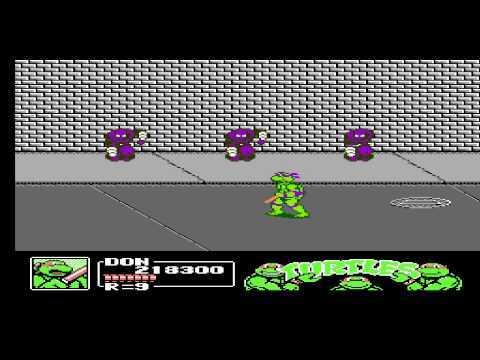 TMNT 3 The Manhattan Project Part 2: Fragile Territory