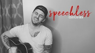 Speechless - A Ben Honeycutt Cover (Dan + Shay)