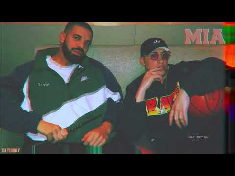 Bad Bunny ft Drake - Mia DJ Tronky Bachata Remix