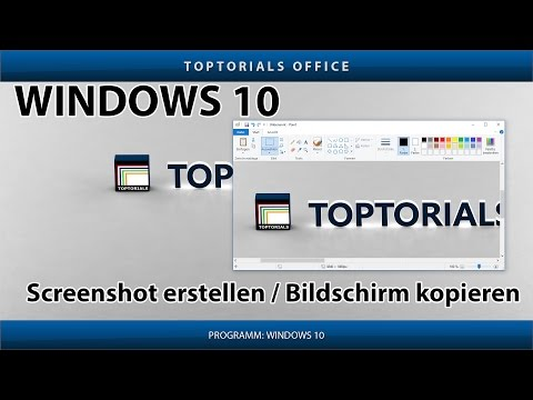 Screenshot erstellen bildschirm kopieren windows 10 toptorials ccuart Image collections