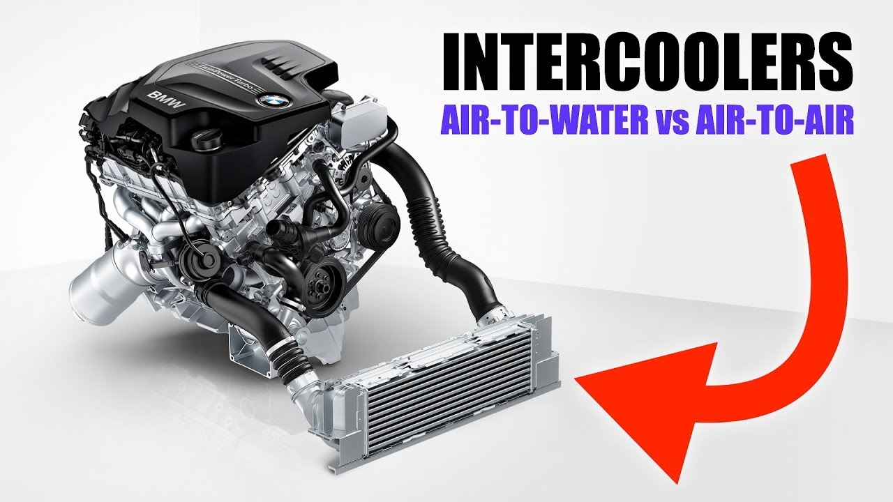 the-differences-between-air-to-air-and-air-to-water-intercoolers