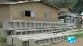 THTNDC - Tác hại của Bauxite ở Guinea