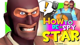 Gambar cover TF2: How to be a Spy Star [Voice chat/FUN]