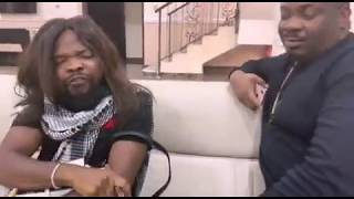 Sister Nkechi Brings Wife For Don Jazzy (Nedu Wazobia fm - Alhaji Musa)