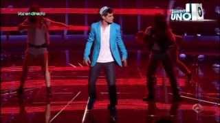 """Video El Número UNO, 2ª edición: Abraham Mateo canta """"Señorita"""" download MP3, 3GP, MP4, WEBM, AVI, FLV Juni 2018"""