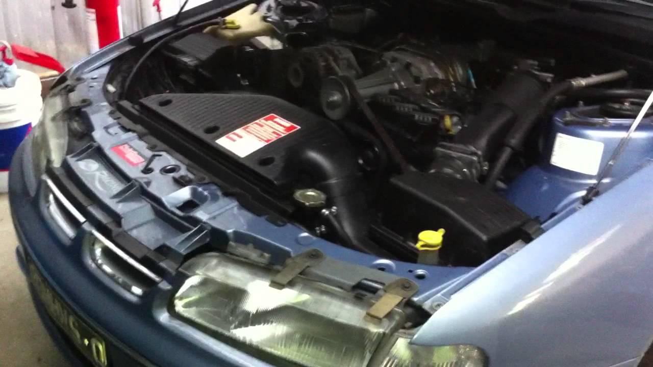 Holden VS Berlina L67 Supercharged V6