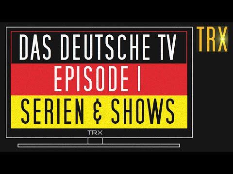 DAS DEUTSCHE FERNSEHEN (1) : Serien, Shows & Magazine