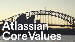 The value of values at Atlassian