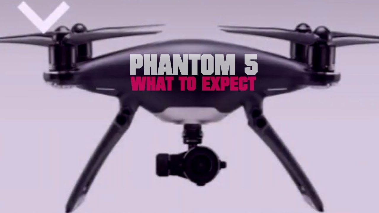 DJI Phantom 5 Leak