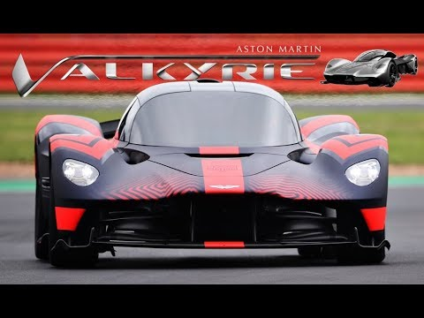 Aston Martin Valkyrie Track Action Exhaust Sound Cornering Beauty Showcase Youtube