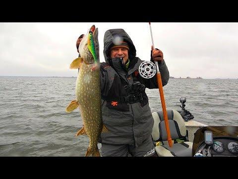 О такой рыбалке