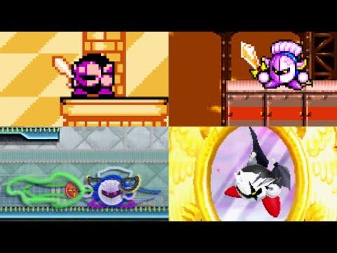 Evolution of Meta Knight Battles