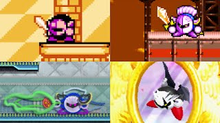 Evolution of Meta Knight Battles
