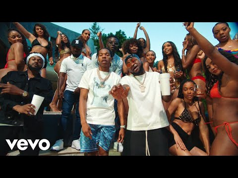 Davido - So Crazy (Official Video) ft. Lil Baby
