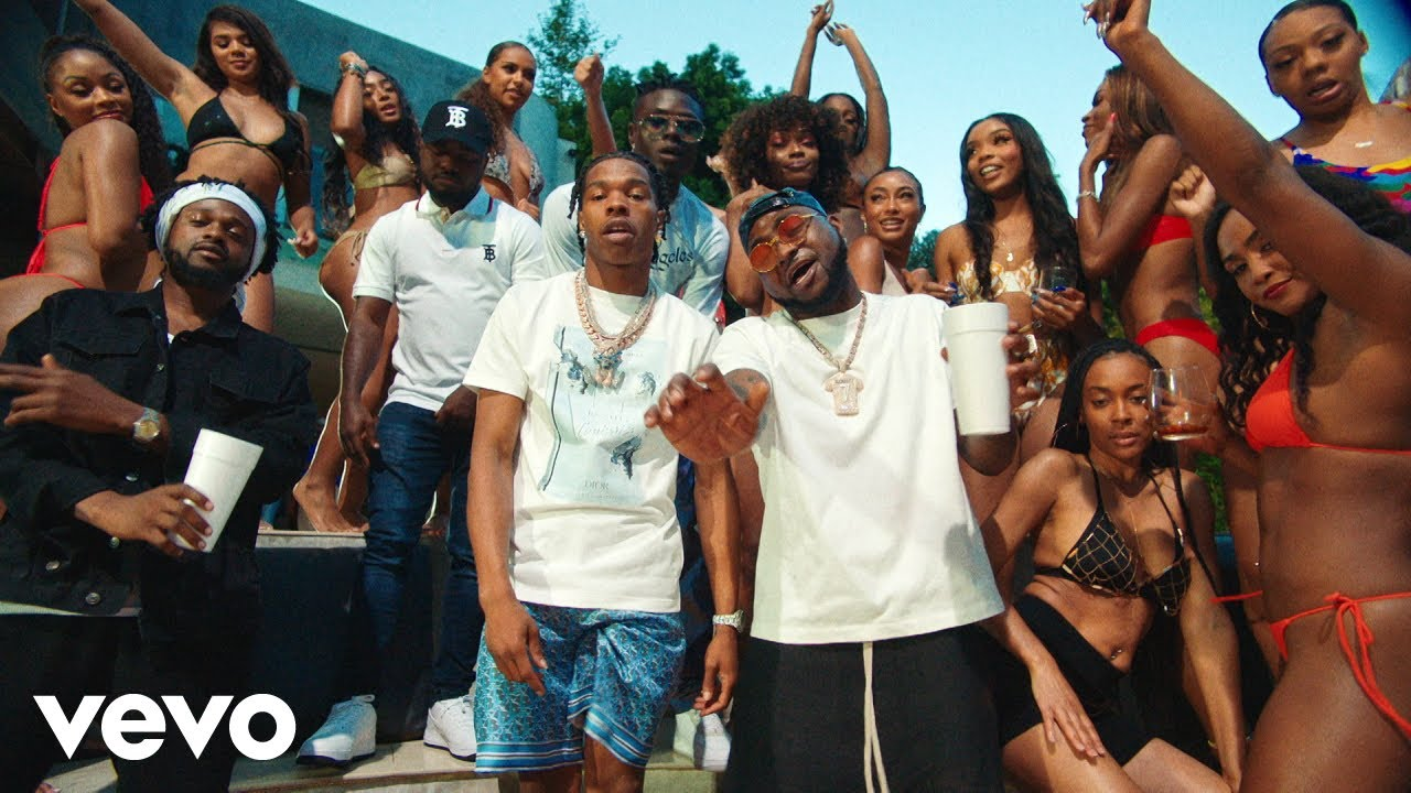 Davido – So Crazy ft. Lil Baby (Official Video)