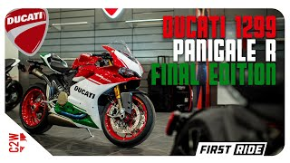 2018 Ducati Panigale 1299R Final Edition | First Ride