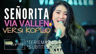 "Via vallen | senorita versi koplo lirik terjemahan indonesia subtitle klik tombol ""cc"" for more good musics ➡ https://www./channel/uc-u2_y40jybp..."