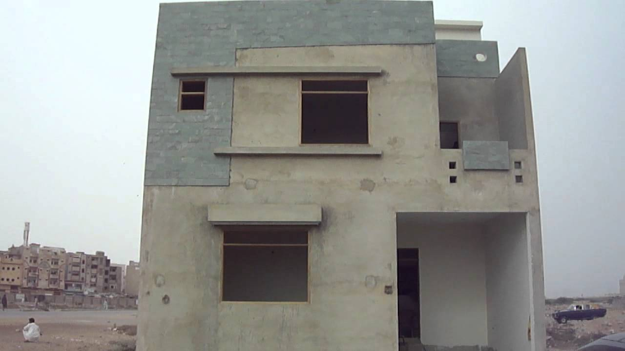 Dha house karachi of 120 yards youtube for Home design in 100 gaj
