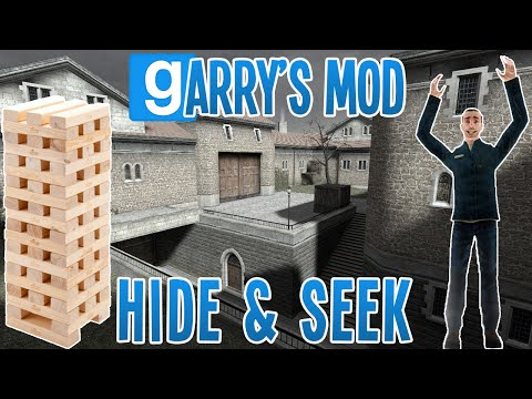 JENGA - Garrys Mod: Hide and Seek [FunTAGE]