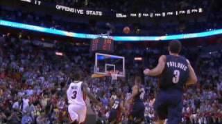 Wade-Shaq Alley-oop Video