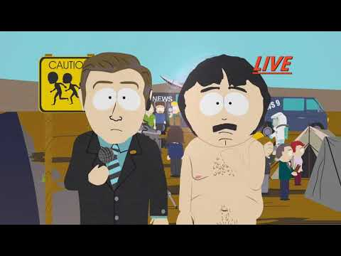 South Park- Gay Pile