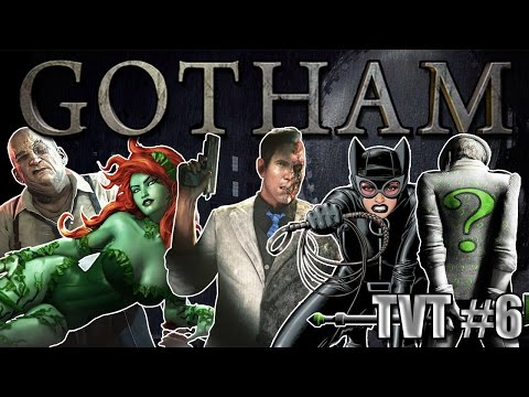 Gotham Villains Penguin, Catwoman, Riddler, etc! Age Controversy Explained [TVT #7]