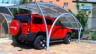 Carport ALBIXON - Hummer H3