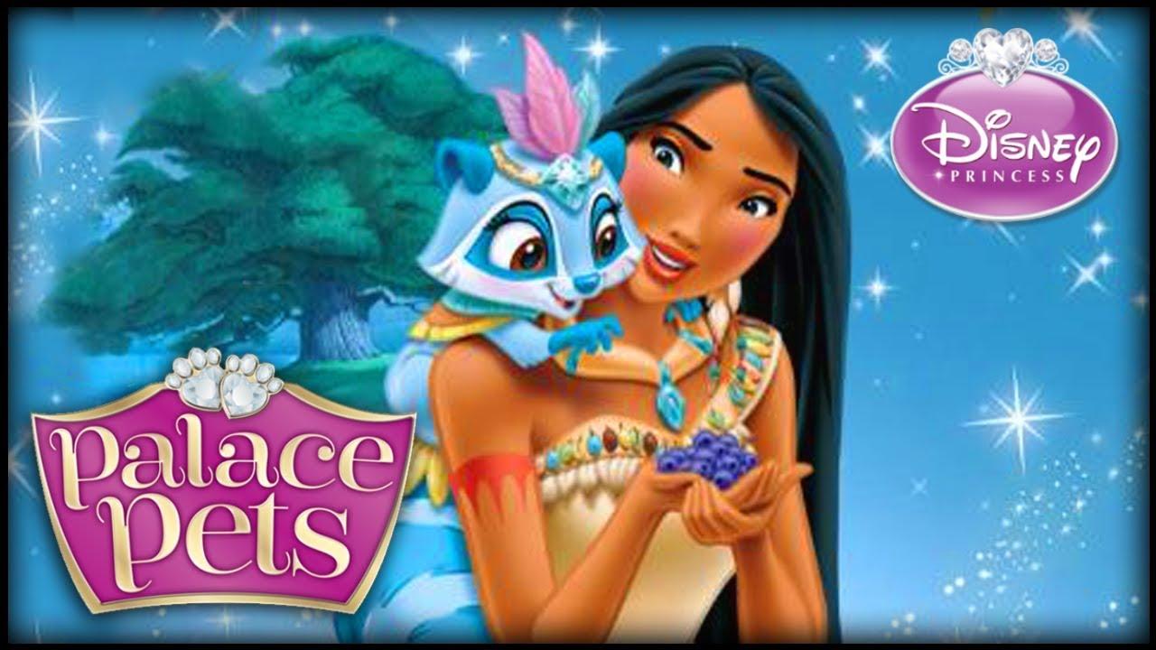Pocahontas & Windflower (Game For Kids)
