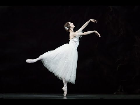 Giselle – Act II pas de deux (The Royal Ballet)