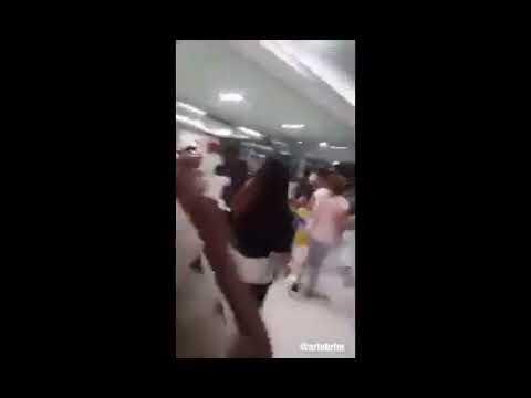 Shooting Incident Inside Sm SOuth Mall Las Pinas City