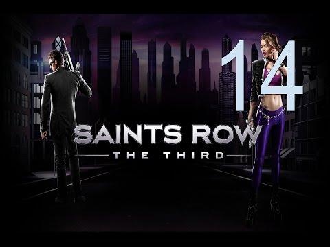 Saint's Row The Third! Mission #14 - Phone Phreak and Trojan Whores!