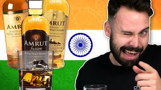 Download Irish People Try Indian Whisky