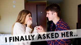 I Finally Asked Her..