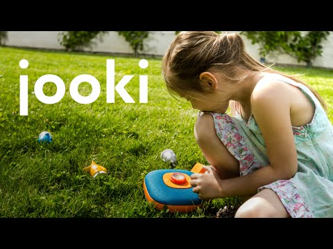 Jooki - The Jukebox For Kids (Explainer)