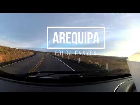 Arequipa -  Colca Canyon