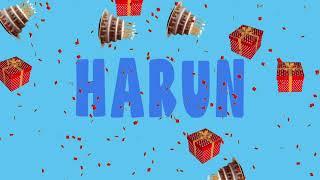 İyi ki doğdun HARUN - İsme Özel Ankara Havası Doğum Günü Şarkısı (FULL VERSİYON) (REKLAMSIZ)